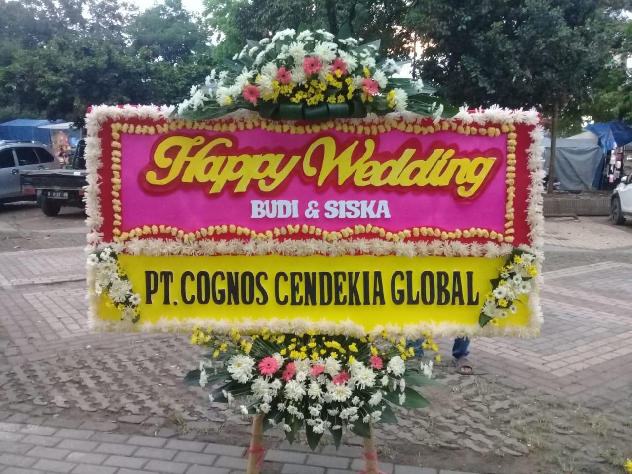 Bunga Papan Ucapan Happy Wedding Bpwh 0451 Toko Bunga Bandung Monalisa Florist Dekorasi Toko Bunga Di Bandung Toko Bunga Murah Bandung Florist Bandung Florist Di Bandung Florist Murah Bandung Toko Bunga