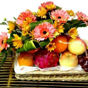 Fruit Buket / Basket / Bouquet
