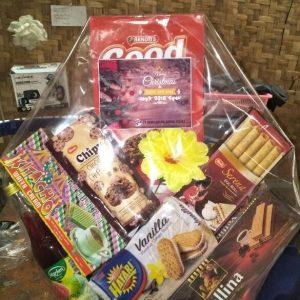 Parcel Lebaran / Parcel Makanan