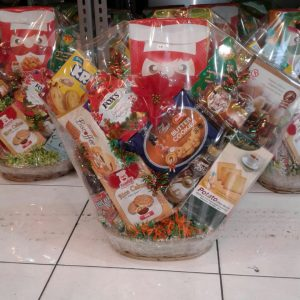 Parcel Lebaran / Parcel Makanan Ringan / Snack